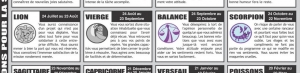 Horoscope pour le fun !