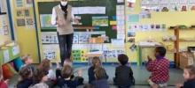 Vidéo. Présentation maternelle primaire Interparoissial