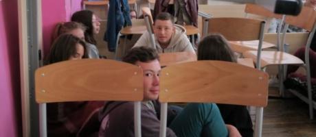 Dans un collège de Saint-Lô, ils s'exercent pour éviter le pire