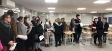 Bénédiction de nouveaux locaux à l'Interparoissial