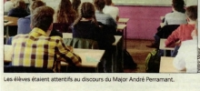 Action de prévention à l'Interparoissial