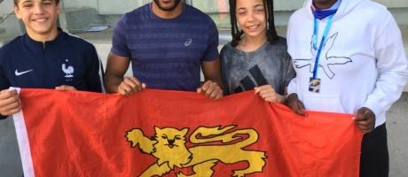 Championnat de France UGSEL d'athlétisme : l'Interparoissial se distingue