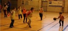 Animation « basket » pour les CM