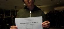 Remise de diplômes au collège Interparoissial
