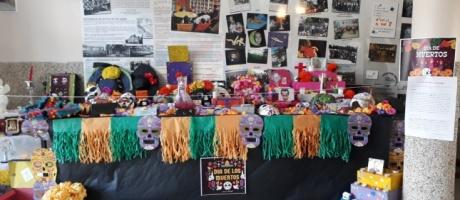 Collège Interparoissial : une exposition sur la fête des morts