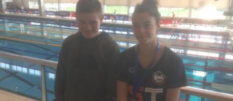 Le collège Interparoissial au championnat de France de natation