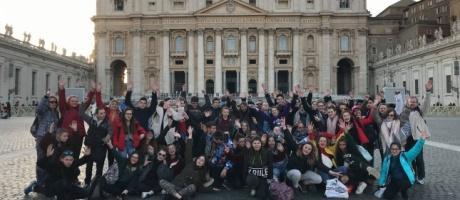 L'Interparoissial découvre l'Italie