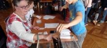 Une élection grandeur nature au collège Interparoissial