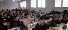 Le collège Interparoissial célèbre l'Europe