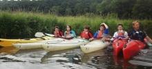Quelques photos de l'activité « Kayak »