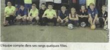 Option Futsal à l'interparoissial