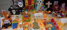 Collège Interparoissial: une exposition sur la fête des morts